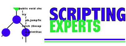 Scripting Experts logo